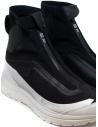 Sneakers alta 11 by Boris Bidjan Saberi nera e bianca 15 11xS C BAMBA2 BLACK/WHITE acquista online