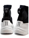 Sneakers alta 11 by Boris Bidjan Saberi nera e bianca prezzo 15 11xS C BAMBA2 BLACK/WHITEshop online