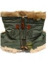 Kapital khaki neck warmer K1711XG639 KHAKI NECK WARMER price