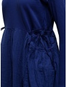 Kapital long sleeve electric blue cotton dress EK-463-BLUE price