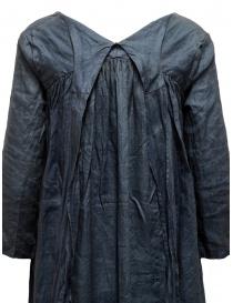 Kapital indigo dress with ribbons womens dresses price