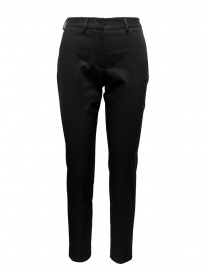 Cellar Door Noelia black women trousers NOELIA-HW054 99 NERO order online