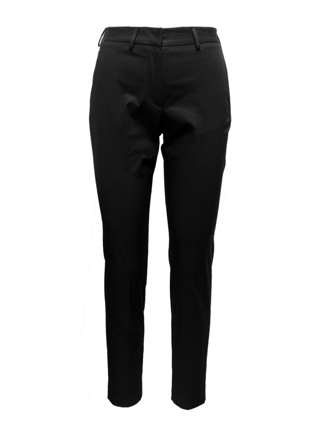 Cellar Door Noelia black women trousers NOELIA-HW054 99 NERO womens trousers online shopping