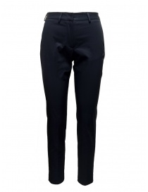Cellar Door Noelia navy women trousers NOELIA-HC021 69 BLU NAVY order online