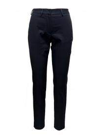 Pantalone donna Cellar Door Noelia blu navy NOELIA-HC021 69 BLU NAVY order online