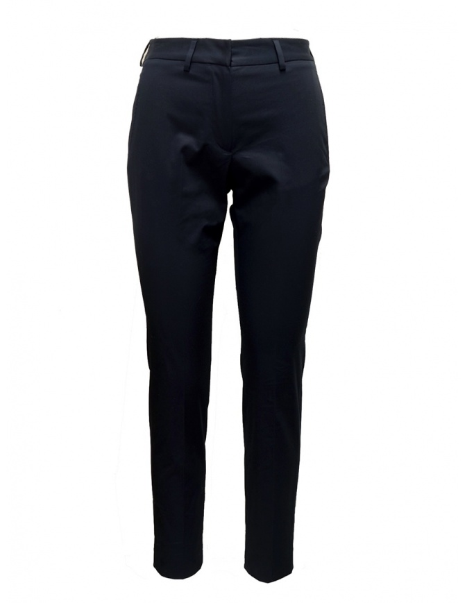 Cellar Door Noelia navy women trousers NOELIA-HC021 69 BLU NAVY womens trousers online shopping