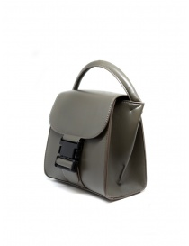 Zucca Small Buckle khaki bag buy online