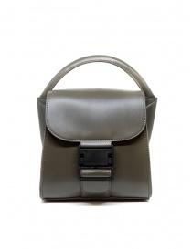 Zucca Small Buckle khaki bag online