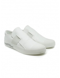 Zucca white sneakers with stretch band online