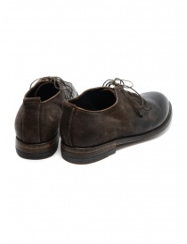 Shoto Suede Dive 225 washed brown shoes price