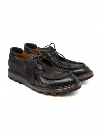 Shoto Muff 1071 brown shoes 2445 MUFF 1071 WASH. TETON 300