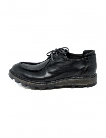 Shoto Nappa Wash Teton Black Shoes