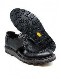 Scarpe Shoto Nappa Wash Teton Nere calzature uomo acquista online