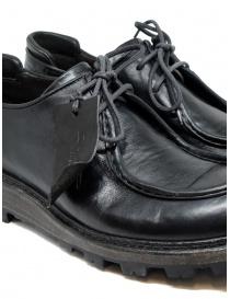 Scarpe Shoto Nappa Wash Teton Nere calzature uomo prezzo