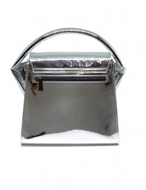 Zucca silver bag with buckle price