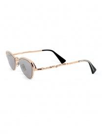 Kuboraum Maske Z16 Rosegold sunglasses