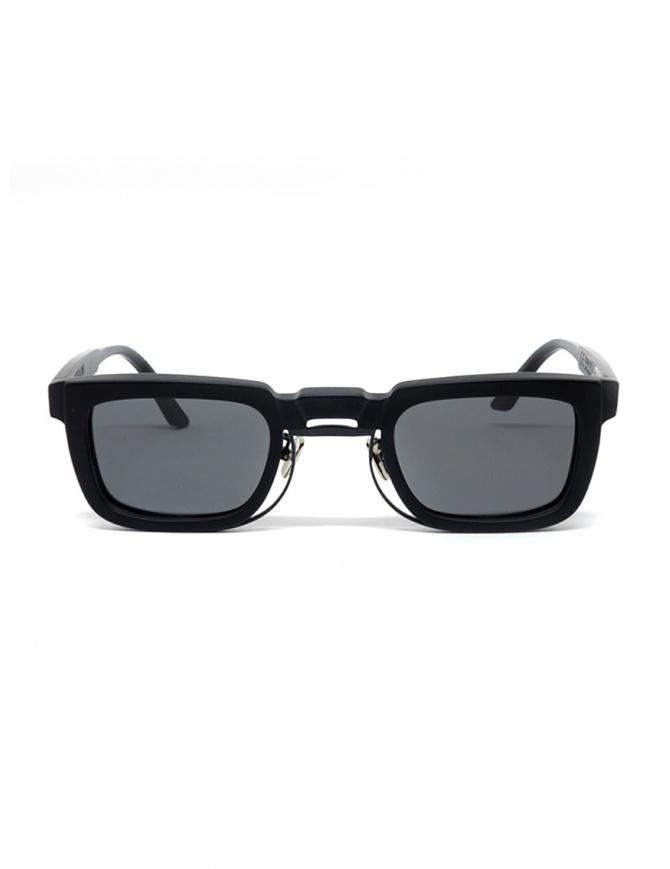 Occhiali da sole Kuboraum Maske N8 Black Matt N8 49-30 BM 2GRAY occhiali online shopping