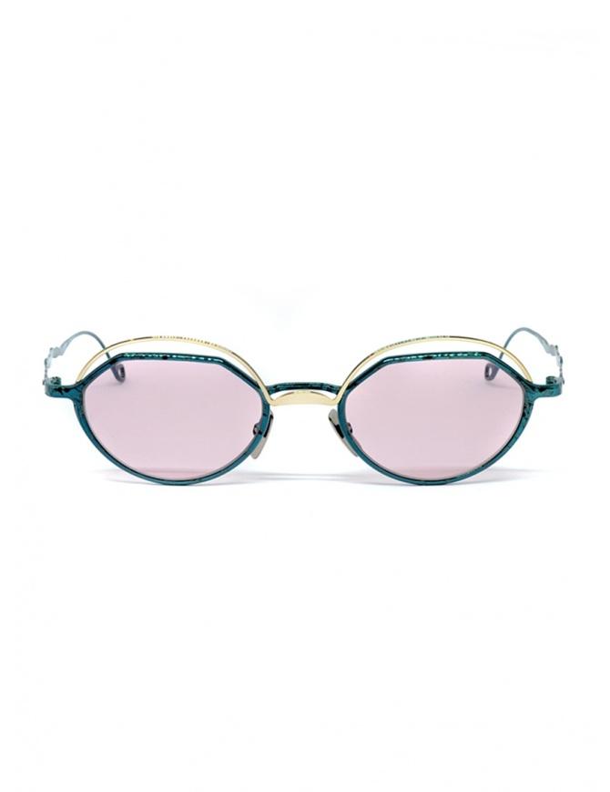 Kuboraum Maske H70 Metallic Teal sunglasses H70 49-20 OG PINK glasses online shopping