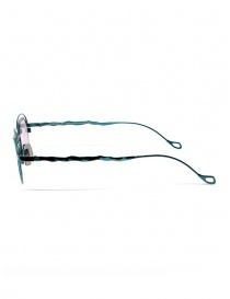 Kuboraum Maske H70 Metallic Teal sunglasses price