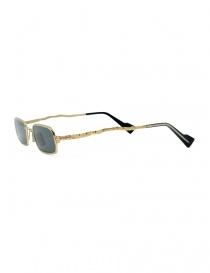 Kuboraum Maske Z18 Gold sunglasses