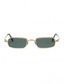 Occhiali online: Occhiali da sole Kuboraum Maske Z18 Gold