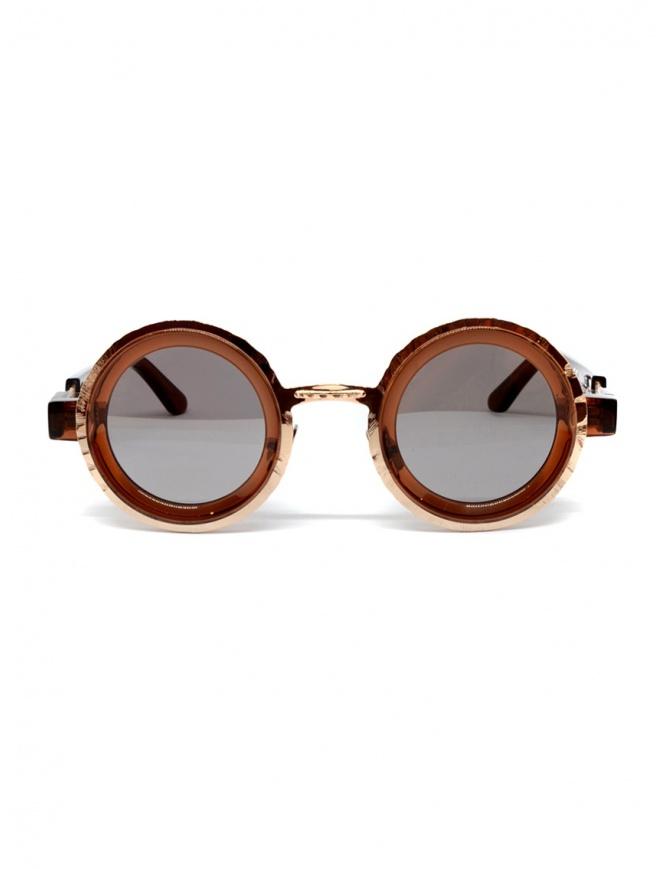 Kuboraum Maske Z3 Sandstone sunglasses Z3 41-31 CL BSILVER glasses online shopping