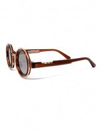 Kuboraum Maske Z3 Sandstone sunglasses