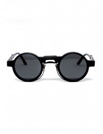 Kuboraum Maske N3 Black Matt sunglasses N3 44-27 BB 2GRAY