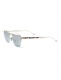 Kuboraum Maske H71 Silver sunglasses