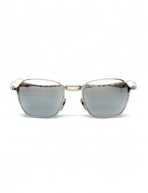 Glasses online: Kuboraum Maske H71 Silver sunglasses