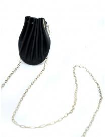 Collana M.A+ conchiglia nera in pelle A-B712 VA 1.0 BLACK order online
