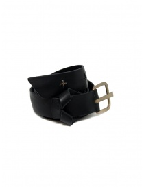 M.A+ black belt with turn-up and perforated crosses belts buy online