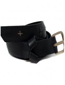 M.A+ black belt with turn-up and perforated crosses online