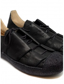 M.A+ sneaker in black leather with rough sole mens shoes buy online