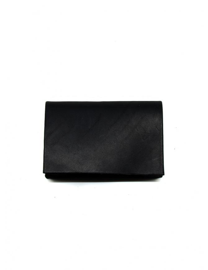 Portamonete M.A+ nero piccolo in pelle W7 VA1.0 BLACK portafogli online shopping