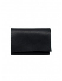 M.A+ by Maurizio Amadei black medium leather wallet