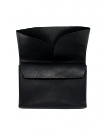 M.A+ by Maurizio Amadei black medium leather wallet price
