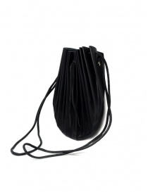 M.A+ black B703 shell bag with laces price