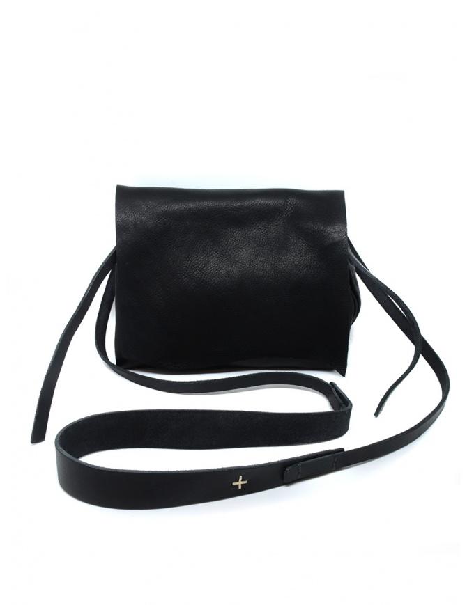 Borsa M.A+ tracolla nera con patta B7214A CE 1.0 BLACK borse online shopping