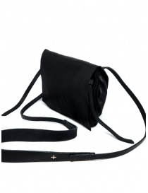 M.A+ black shoulder bag with flap price