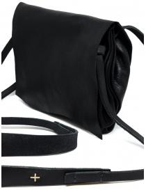 Borsa M.A+ tracolla nera con patta borse prezzo