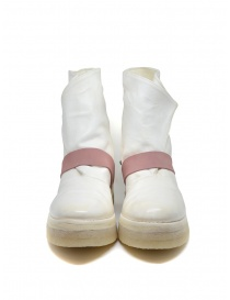 Carol Christian Poell AF/0905 In Between white boots womens shoes buy online
