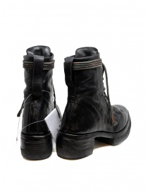 Carol Christian Poell AF/0906 black combat boots with laces price