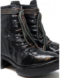 Anfibi Carol Christian PoellAF/0906 neri con lacci calzature donna prezzo