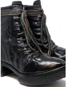 Carol Christian Poell AF/0906 black combat boots with laces price AF/0906-IN CORS-PTC/010 shop online