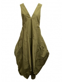 Kapital khaki dress with puffy skirt online