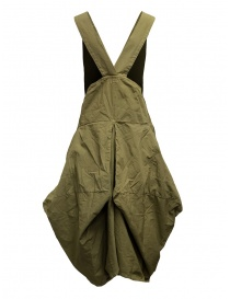 Kapital khaki dress with puffy skirt