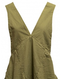 Kapital khaki dress with puffy skirt price