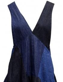 Kapital denim dress with puffy skirt price