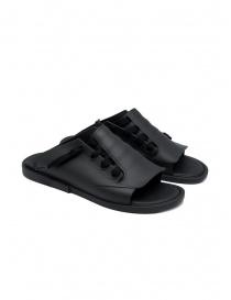 Calzature donna online: Sandalo Melissa Ulitsa nero con lacci